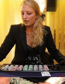 Carien: Roulette en Blackjack