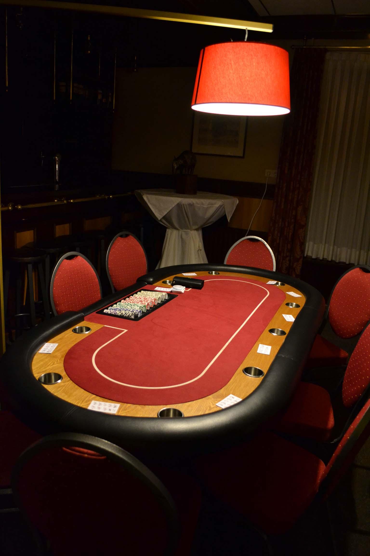 Pokerworkshop organiseren